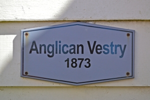 Anglican Vestry - 4
